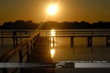 Lake at Kilmarnock VA