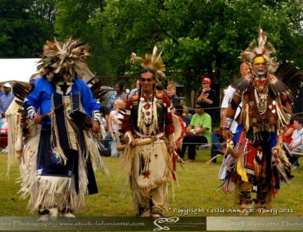 Piscataway Pow Wow, Copyright L.C.R. Toney