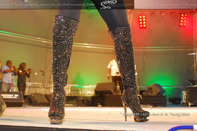 Fay Ann's Boots
