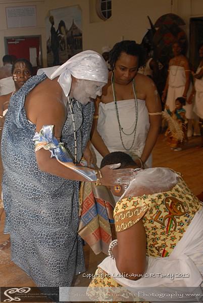 Akan Spiritual United Order - Kwabena Duku Graduation
