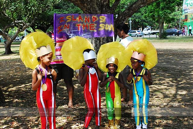 NCC Kiddies Carnival Parade