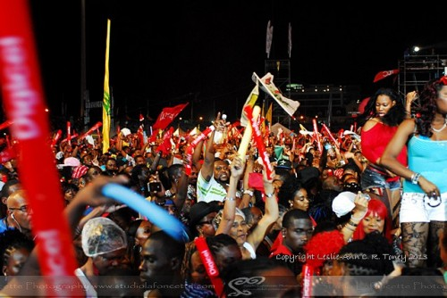Power Soca Monarch