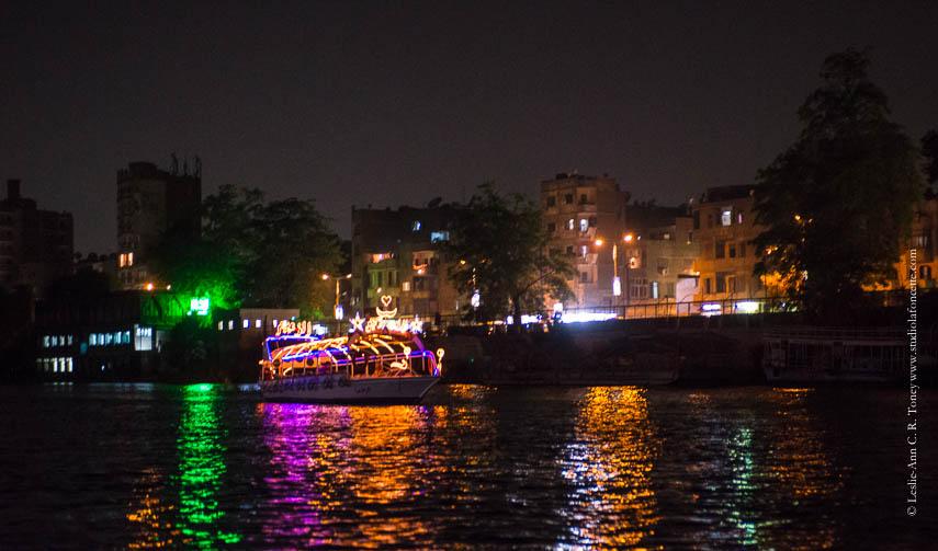 Eftaar on the Nile